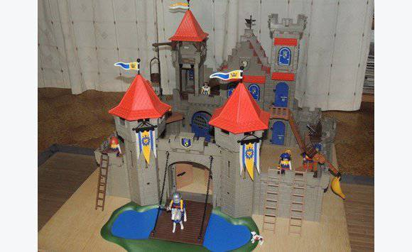 playmobil castle images galleries. Black Bedroom Furniture Sets. Home Design Ideas