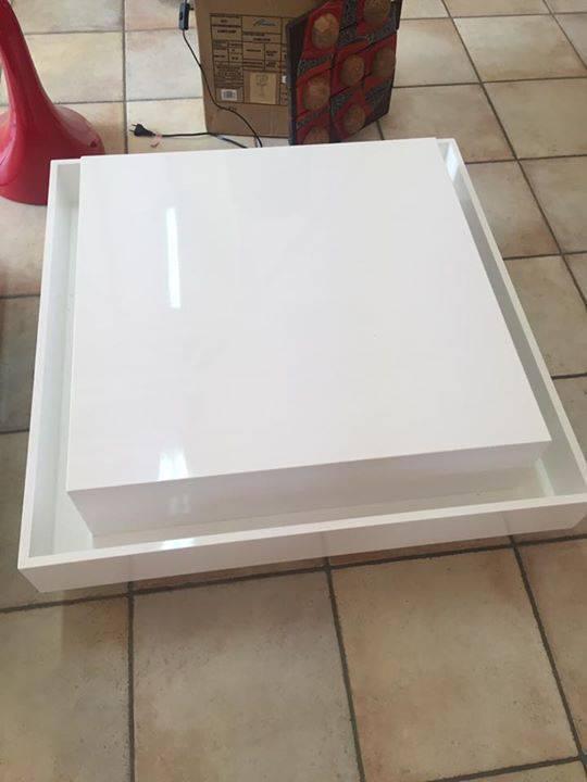 table basse encore en caisse annonce meubles et d coration saint barth lemy. Black Bedroom Furniture Sets. Home Design Ideas
