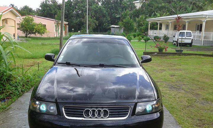 Audi A3 Annee 2001