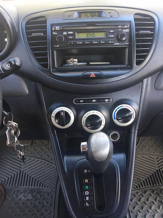 2011 Hyundai I10 Classified Ad Cars Saint James Sint Maarten Cyphoma