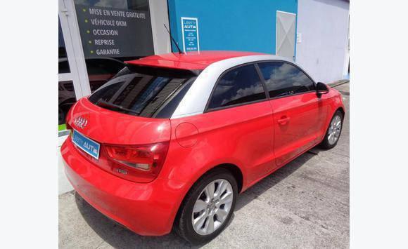 Audi A1 1 4 Tfsi Boite Auto Voitures Martinique Cyphoma