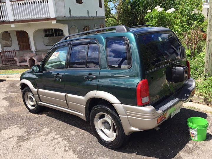 1999 Suzuki Grand Vitara Antigua And Barbuda