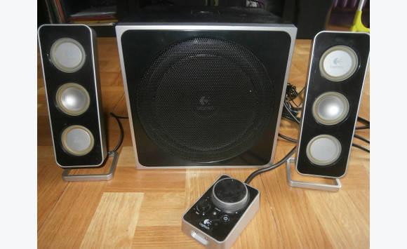 a87380d52bd Photo for the classified Speakers 2. 1 Logitech Z4 Saint Martin #0