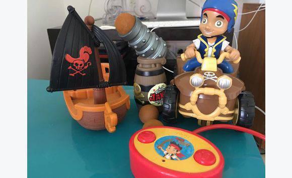 Lot jack le pirate annonce jeux jouets gustavia - Jeux de jack et les pirates ...