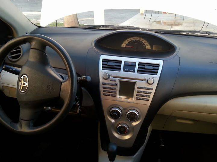 Toyota Yaris 2007 Classified Ad Cars Cupecoy Sint Maarten Cyphoma