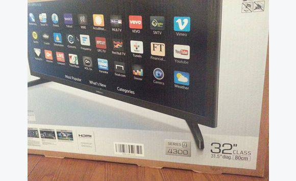 1724675b420 Photo for the classified Samsung 32 inch smart tv Saint Kitts and Nevis #0  ...