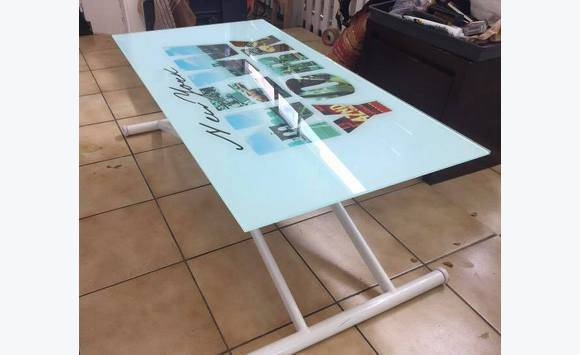 Table basse new york convertible en table haute annonce - Table basse convertible en table haute ...