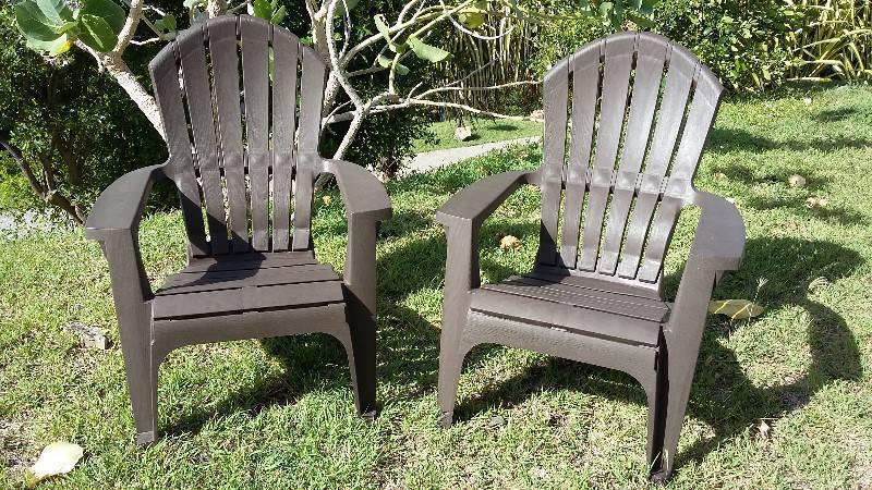 2 fauteuils d 39 exterieur tat neuf annonce mobilier et for Equipement exterieur