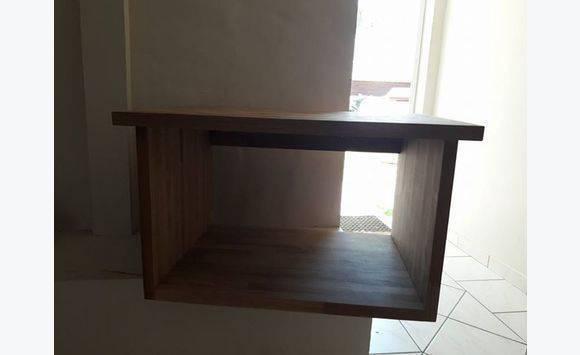 Meuble teck longeur 82cm largeur 52 annonce meubles et for Table a repasser largeur 52