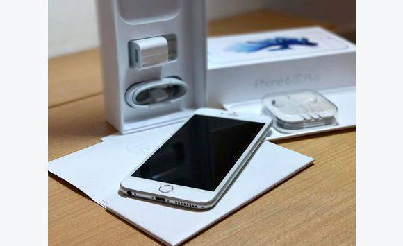 iphone 6s plus 64 gb silver classified ad. Black Bedroom Furniture Sets. Home Design Ideas