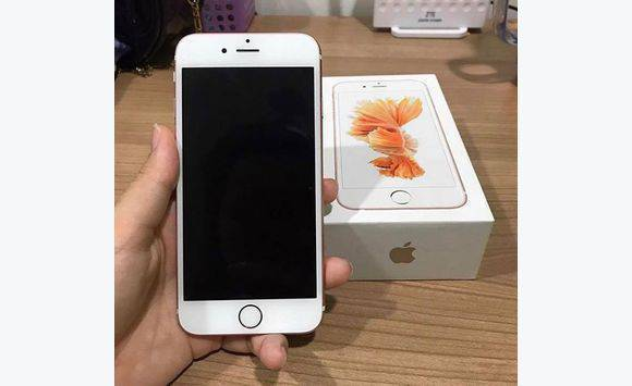 iPhone 6s Rose Gold 64GB - Telephony Sint Maarten • Cyphoma 2a97ac94bc1