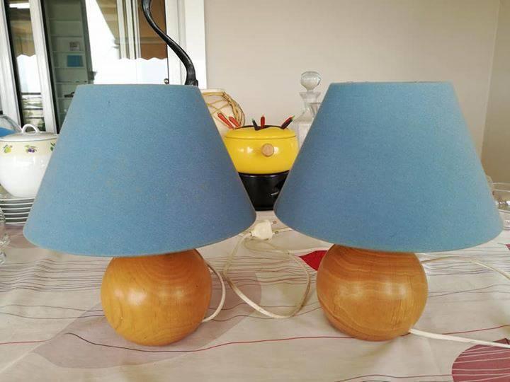 2 Ensemble De Ensemble De De Chevet 2 Lampes Chevet Ensemble Lampes O8PkX0wn
