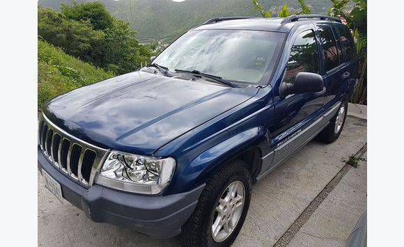 2002 jeep grand cherokee  Classified ad  Cars Philipsburg Sint