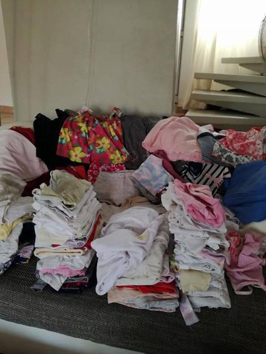c5a86bb5ce0d5 Lot vêtements bébé fille - Habillement Enfant et Bébé Martinique ...