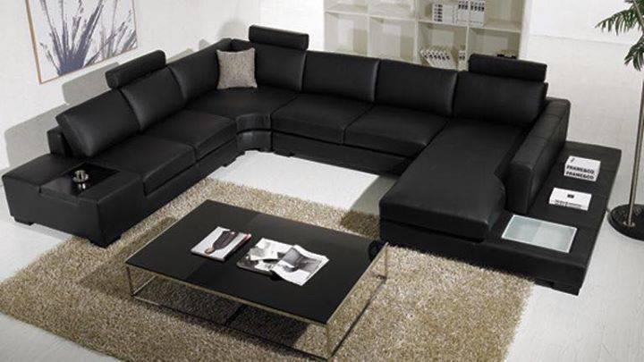 recherche canap cuir simili blanc gris taupe annonce. Black Bedroom Furniture Sets. Home Design Ideas