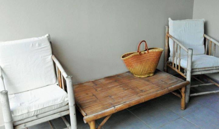 Ensemble de jardin bambou annonce mobilier et for Mobilier bambou exterieur