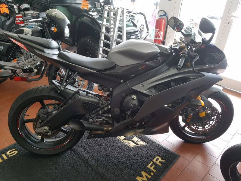 yamaha r6 annonce motos scooter quad sandy ground saint martin. Black Bedroom Furniture Sets. Home Design Ideas