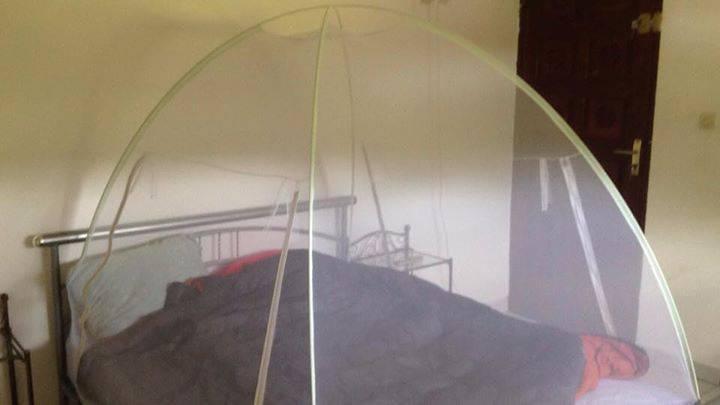 2 tente moustiquaire lit king size annonce meubles et d coration deshaies - Acheter un lit king size ...
