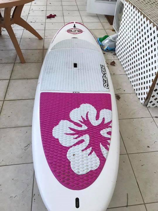 stand up paddle board classified ad water sports and activities kitts and nevis