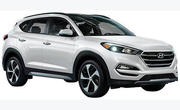 ... Hyundai Tucson 2016/2017 Navigation/DVD/CD/GPS  -
