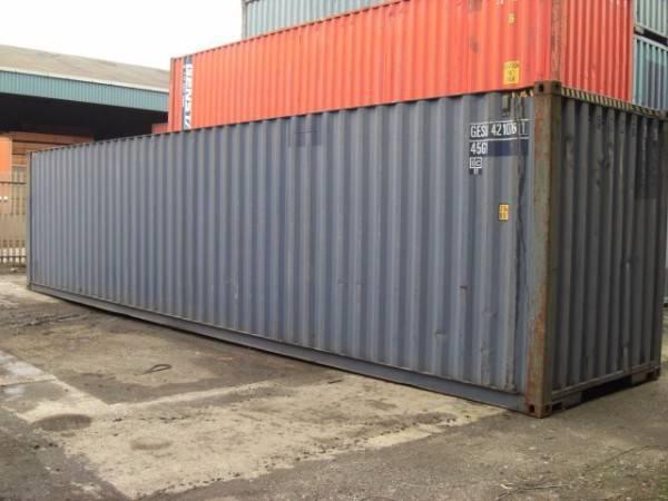 Containers 20 39 40 39 annonce engins et gros mat riel la for Container reunion prix