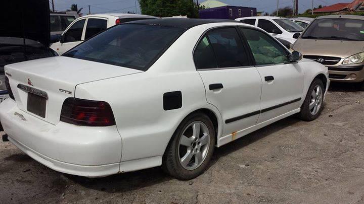 mitsubishi galant - Clified ad - Cars Sint Maarten