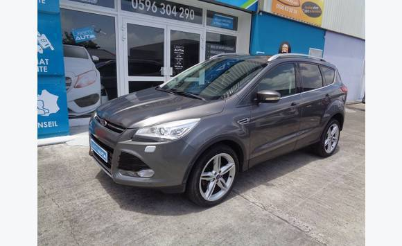 ford kuga 2 0 tdci 140 fap bvm6 4wd annonce voitures le lamentin martinique. Black Bedroom Furniture Sets. Home Design Ideas