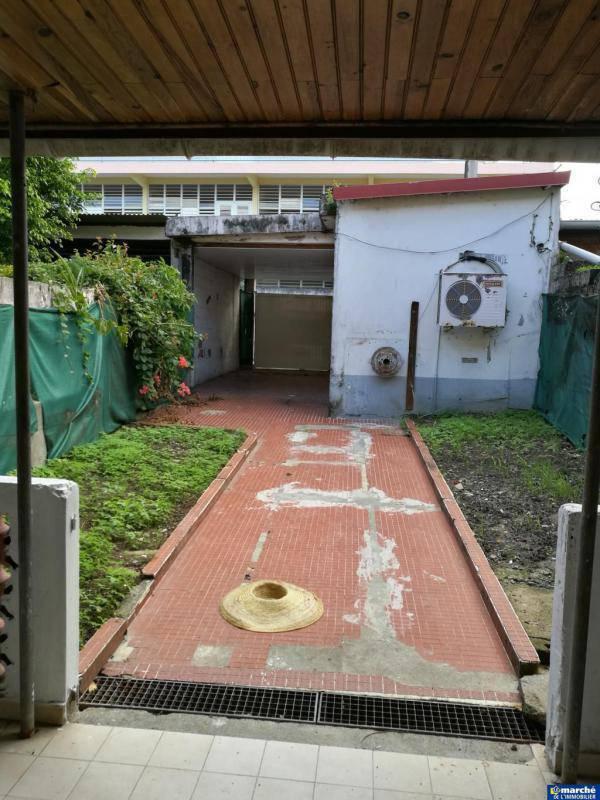 Maison de type t3 d pendance baie annonce for Annonce de location de maison