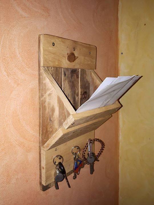 Porte clef lettre annonce meubles et d coration saint for Meuble porte clef