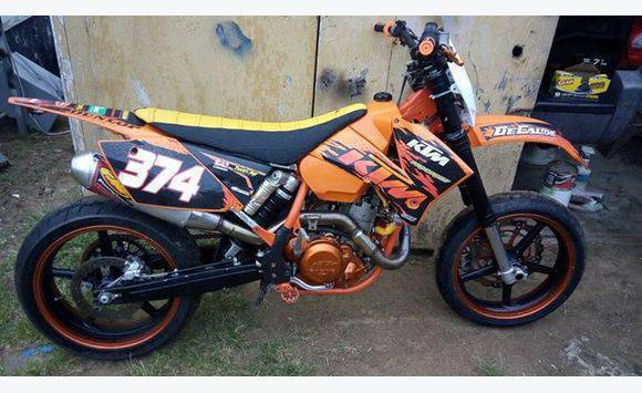 Ktm 525 exc - Classified ad - Motorbikes - Scooters - Quads ...
