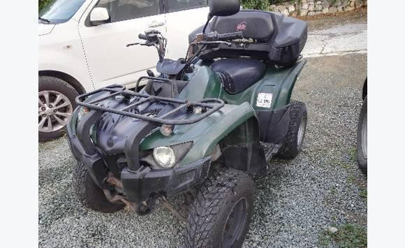 Yamaha 300cc Quad