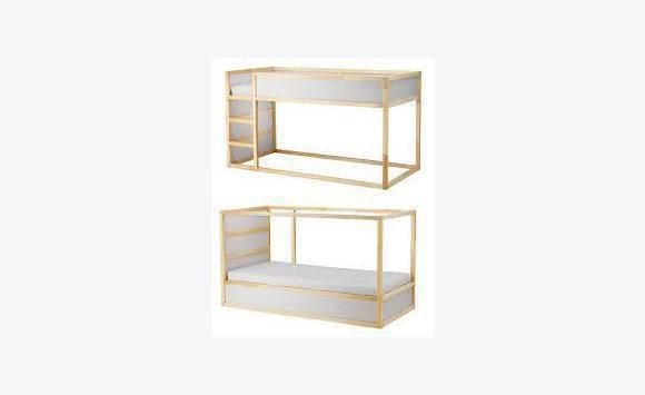 lit reversible ikea annonce meubles et d coration saint barth lemy. Black Bedroom Furniture Sets. Home Design Ideas