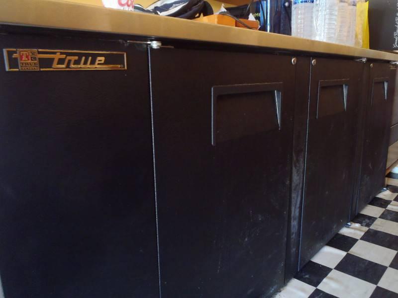 frigo bar 3 portes true annonce autres mat riel pro. Black Bedroom Furniture Sets. Home Design Ideas