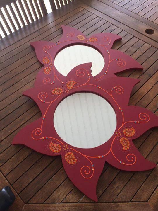 Miroirs d coratifs annonce meubles et d coration for Miroirs decoratifs