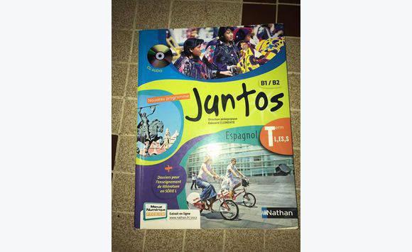 Livre D Espagnol Pour La Terminale Es L S