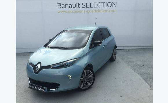 renault zoe intens charge rapide type 2 annonce voitures baie mahault guadeloupe. Black Bedroom Furniture Sets. Home Design Ideas