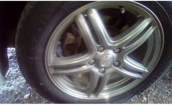 Rims 5 Lug 17 Inch Classified Ad Parts Equipment And