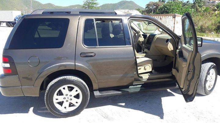 ford explorer xlt 4x4 2008 annonce voitures philipsburg sint maarten. Black Bedroom Furniture Sets. Home Design Ideas