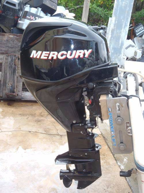 Mercury 25 HP 4 Stroke (EFI) Low Emission (2 PCS)