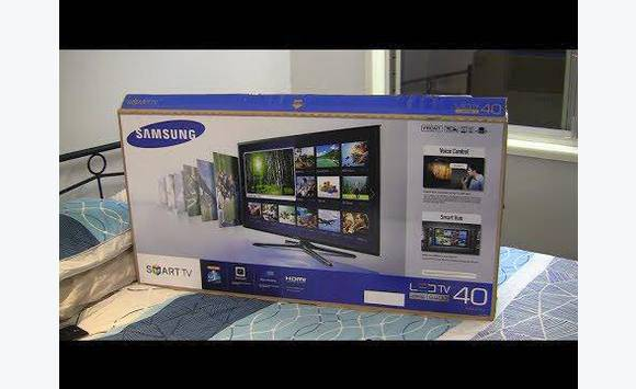 samsung smart tv 40 classified ad images sound. Black Bedroom Furniture Sets. Home Design Ideas
