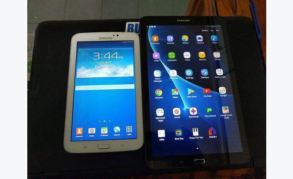 Samsung Galaxy Note 5, Tab 3, Tab E