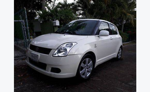Suzuki Swift 2007 Manual Transmission