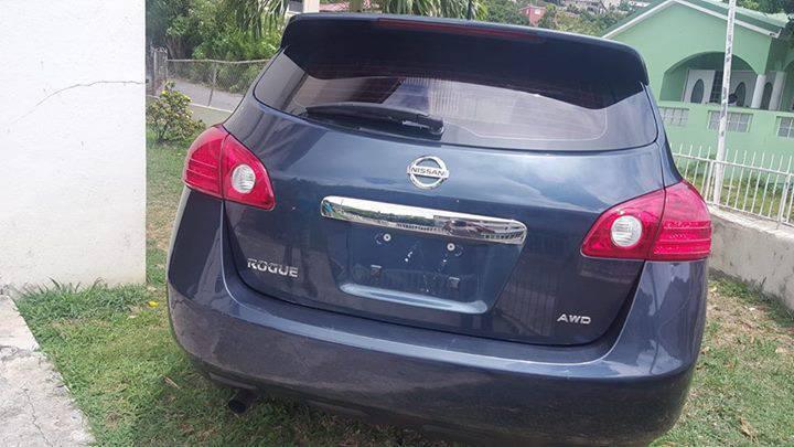 ... 2013 Nissan Rogue S AWD Sint Maarten ...
