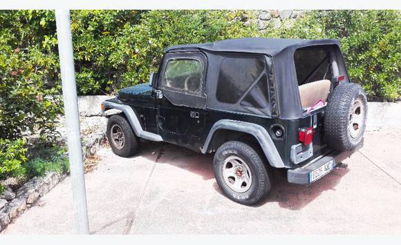Jeep 2 5 Engine >> Jeep Wrangler Tj 2 5 Engine Manual Gearbox 1999