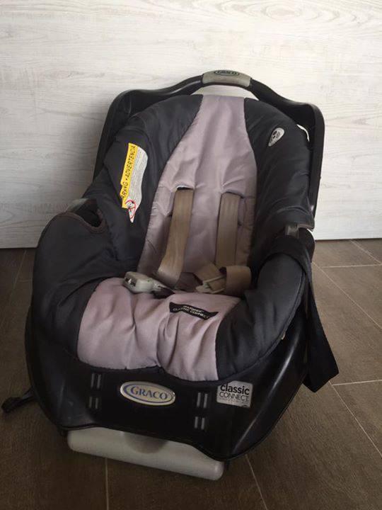 Si ge auto graco 0 12kg annonce pu riculture for Siege auto enfant 12kg