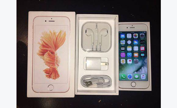 Apple Iphone 6s Plus Rose Gold 64gb Telephony Antigua And Barbuda