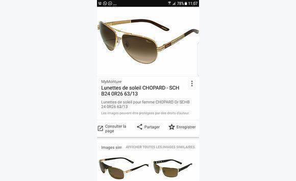 7e1e177e0f Deux paire de lunettes de soleil - Bijoux - Montres - Accessoires ...