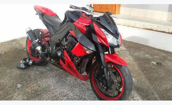 Z1000 Kawasaki Motorbikes Scooters Quads Sint Maarten Cyphoma
