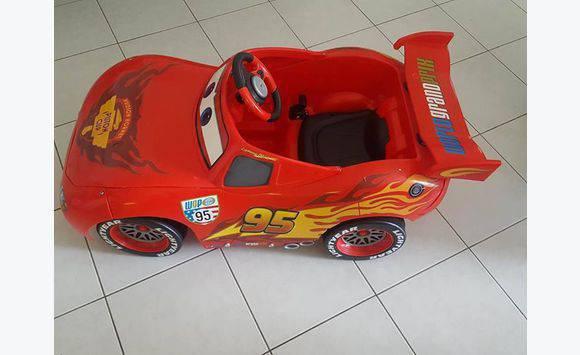 Flash Cars Martinique Jeux Électrique Voiture Mcqueen Jouets nwPk80O