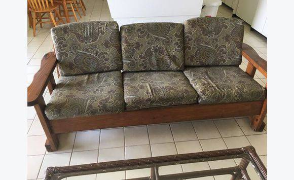 1 Couch 2 Single Chairs Coffee Table Furniture And Decoration Saba Cyphoma